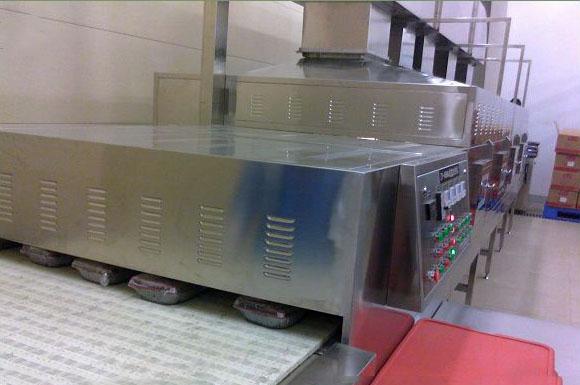 盒饭加热设备